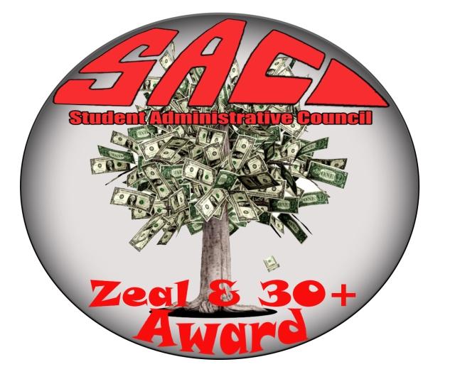 Zeal award